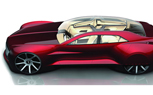 Student Designed 2025 Lincoln Continental Concept Backed by Ford