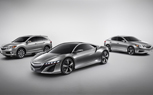 "Acura to Advance with New ""Man Machine Synergy"" Brand Strategy"