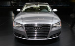 Audi A8 3.0T, Diesel Coming to America: 2012 Detroit Auto Show