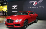 Bentley Continental GT V8 Targets the Two Percent: 2012 Detroit Auto Show