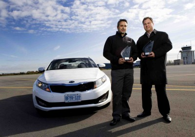 Canadian Car of the Year Kia