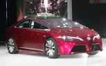 Toyota NS4 Plug-in Hybrid Concept Video – First Look: 2012 Detroit Auto Show
