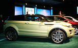 Range Rover Evoque Wins North American Truck of the Year: Detroit Auto Show 2012