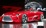 Lexus LF-LC Concept Video – First Look: 2012 Detroit Auto Show