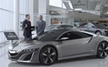 Acura Super Bowl Ad Pits Jerry Seinfeld Against Jay Leno for the First NSX [Video]