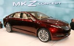 Lincoln MKZ Concept Up in Smoke at Detroit Auto Show [Video]