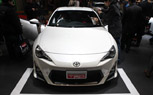 Toyota GT 86 TRD Officially Revealed: 2012 Tokyo Auto Salon