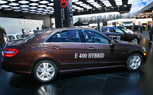 Mercedes E400 Hybrid is Built for America: 2012 Detroit Auto Show