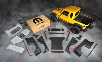 Mopar Jeep® JK-8 Kit