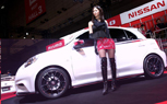 NISMO Tuned March, Juke and Leaf Concepts On Display at Tokyo Auto Salon