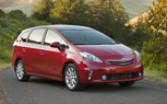Toyota Prius v Out-Sells Chevy Volt in Just 10 Weeks