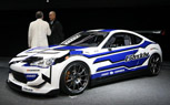 Scion FR-S Drift Car Turns Rubber to Smoke With 600-HP: 2012 Detroit Auto Show