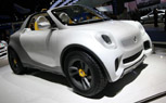 Smart For-Us Electric Pick-Up Truck is a Niche Within a Niche: 2012 Detroit Auto Show