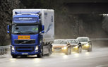 Volvo Road-Train Completes First Successful Test