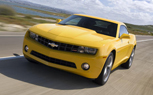 Camaro Tops Mustang in Sales Race for Second Straight Year