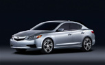 2013 Acura ILX Sedan Doesn't Look Like a Honda Civic: 2012 Detroit Auto Show