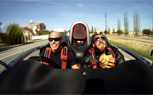Why Eating McDonalds In An Ariel Atom Is A Bad Idea [Video]