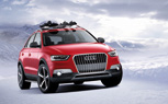 Audi Q3 Vail Concept Revealed With 314-HP: 2012 Detroit Auto Show