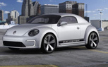 Volkswagen E-Bugster Revealed: 2012 Detroit Auto Show