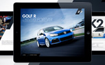 Volkswagen Golf R iPhone App Released [Video]