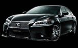 2013 Lexus GS F Sport Gets TRD Upgrades