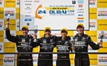 GT Academy Virtual Racers Finish 3rd At Dubai 24 Hours