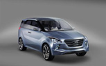 Hyundai Hexa Space MPV Concept Debuts at New Delhi Auto Expo