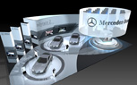 Mercedes to Showcase Future Driving Technology at CES