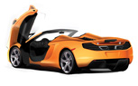 McLaren MP4-12C Spider Will Sport Carbon Fiber Hard Top