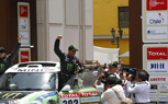 Stéphane Peterhansel Wins 2012 Dakar In MINI All4 Racing
