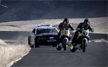 Motorcycle Vs. Car Drift Battle: The Most Epic Thing You Will Watch Today [Video]