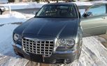 Barack Obama's 2005 Chrysler 300C For Sale For $1 Million