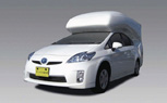 Toyota Prius Camper Van Might Be The Most Ridiculous Thing Ever: 2012 Tokyo Auto Salon