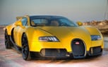 Custom Bugatti Veyron Grand Sport Revealed at Qatar Motor Show