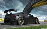 RWB Inspired Toyota GT 86 Foreshadows New Tuning Trend