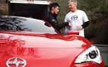 Scion FR-S Commercial Recently Shot [Behind the Scenes]