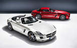 Compact AMG Sports Car In The Works Could Be A Baby SLS