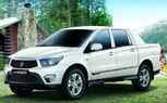 SsangYong Korando Sports Released, Headed To America?