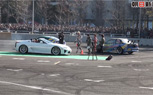 Lexus LFA Roadster, Toyota GT 86 and AE86 Go Drifting [Video]: 2012 Tokyo Auto Salon