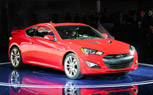 2013 Hyundai Genesis Coupe Now Boasts 348-HP: 2012 Detroit Auto Show