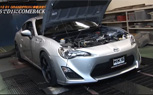HKS Dynos Toyota GT 86, More Details On Drift Car