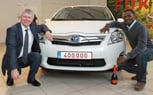 Toyota Sells 400,000th Hybrid In Europe
