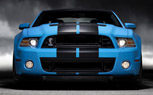 2013 Ford Shelby GT500 Convertible Confirmed for Chicago Auto Show