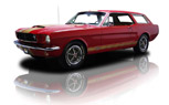 Custom 1965 Ford Mustang Station Wagon [Retro Resale]