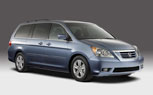 Honda Odyssey Minivans Recalled for Liftgate Malfunction, 45,747 Units Affected