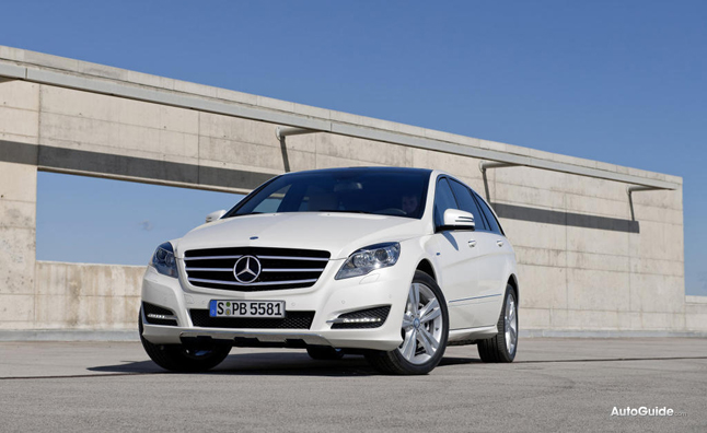 Mercedes R-Class to Live on Thanks to Demand in China