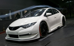 Honda Civic BTCC Race Car Revealed