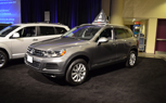 2012 Volkswagen Touareg TDI Clean Diesel Named Canadian Utility Vehicle of the Year