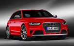 2012 Audi RS4 Avant Leaked Ahead of Geneva Debut