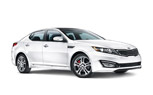 2012 Kia Optima SX Limited Might be Brand's First Luxury Car: 2012 Chicago Auto Show